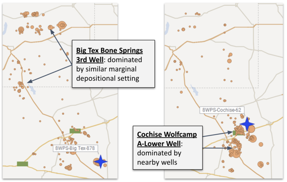 Bone Springs and Cochise Wolfcamp Wells in Production